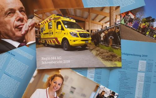 «Regio»-Jahresbericht mit Bundespräsident als Gastautor